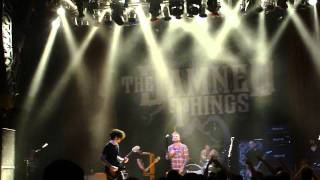 """The Damned Things - """"We've Got a Situation Here"""" (Live in San Diego 8-13-11)"""