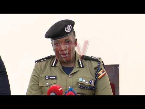 Poliisi ekyanoonya yinginiya w'ekizimbe ekyatta abantu e Jinja