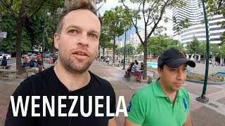 Nie ma wody. Opowieść Carlosa. Wenezuela