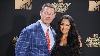 John Cena On Wedding Planning With Fiancée Nikki Bella: 'Right Now I'm Like the Financial Advisor'