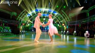 Fern Britton Charlestons to 'Supercalifragilisticexpialidocious' - Strictly Come Dancing 2012 - BBC