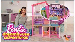 Barbie® DreamHouse Step by Step Assembly   Barbie