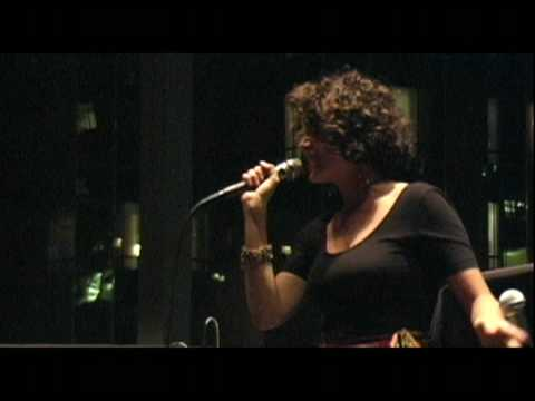 Cyrille Aimee live at Dizzy's Club NYC: Fortunate Son
