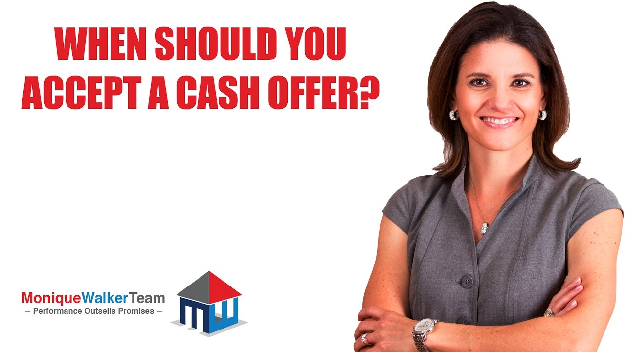 Are Cash Offers Always the Best Option?
