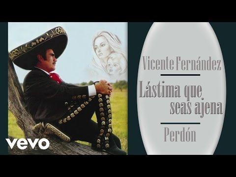 Vicente Fernández - Perdón (Cover Audio)