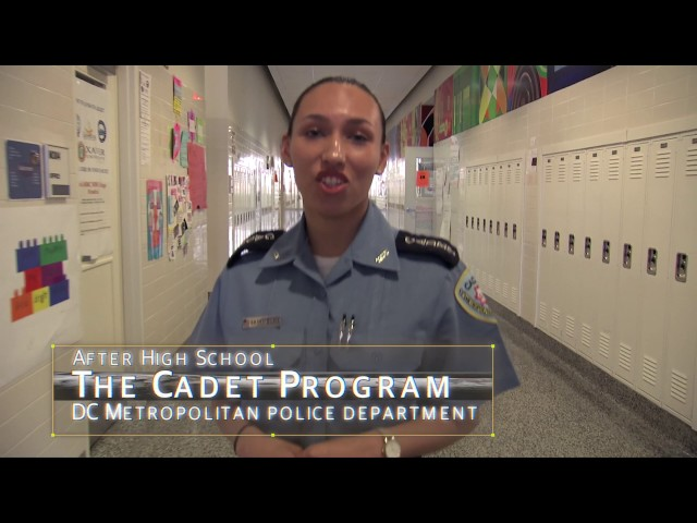 MPD Cadet Program: Where I was Born