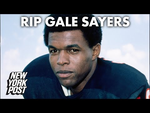 Gale Sayers, legendary Bears running back, dead at 77 | New York Post