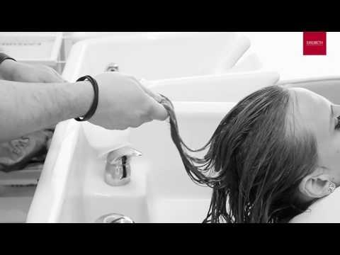 Olio di argo su capelli per la notte