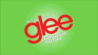 Every Breath You Take | Glee [High Quality Mp3 FULL STUDIO]