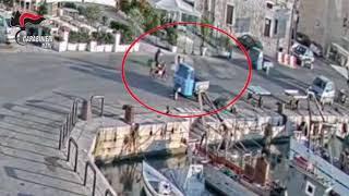 Trani, agguato al molo Santa Lucia: pescatore 40enne spara all'ex datore di lavoro: arrestato - VIDEO