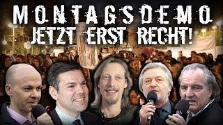 #1 – MONTAGSDEMO – Jetzt erst recht! Ein Film von Frank Höfer und Jan Gaertig