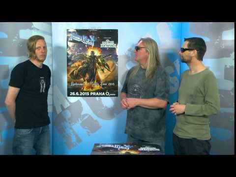 Gun Alchemy - Rozhovor se Stevem a Jenny + klip (od páté minuty)