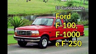 Ford F-100, F-1000 e F-250: grandes picapes em 10 curiosidades   Carros do Passado   Best Cars   Kholo.pk