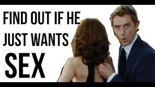 6 Signs He Only Wants to Have S*x With You (Avoid The F*ck Boys!)