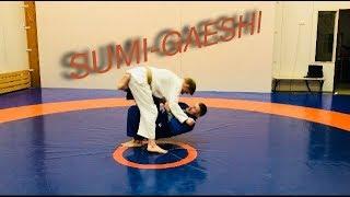 дзюдо. бросок через голову. разные варианты. дзюдо броски. Judo. Sumi gaeshi. judo throws