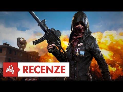 PlayerUnknown's Battlegrounds - Recenze