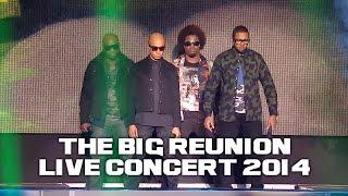 DAMAGE - GHETTO ROMANCE (THE BIG REUNION LIVE CONCERT 2014)