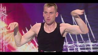 Lipskee pokazał jurorom nowy styl tańca! [Mam Talent!]