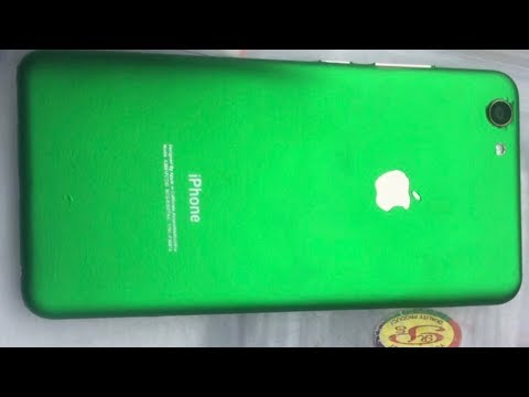 How To Apple Logo Lamination Skin MI Oppo Vivo Samsung Logo Skin