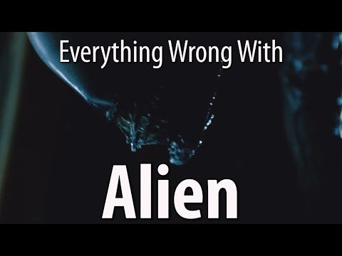 Everything Wrong With Alien In 11 Minutes Or Less