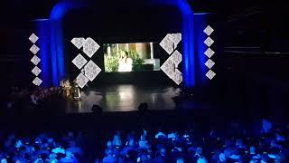 Koncerti Gala me rastin e 60 vjetorit të themelimit të Ansamblit Popullor, momente nga nata e parë