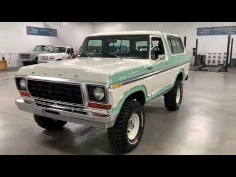 Video of '78 Bronco - Q64Q