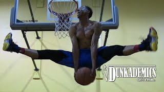 Download Youtube: Jonathan Clark INSANE Dunk Mix! Flips : Splits : & More!
