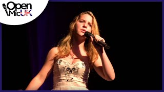 LAY ME DOWN – SAM SMITH performed by ANNABEL at Open Mic UK singing contest
