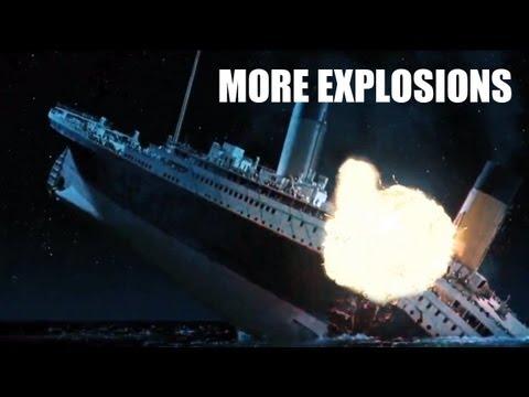 Titanic v SUPER 3D