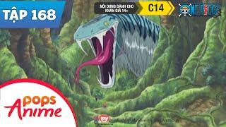 One Piece Tập 168 - Trăn Khổng Lồ Tấn Công - Trò Chơi Sinh Tử Bắt Đầu! - Phim Hoạt Hình