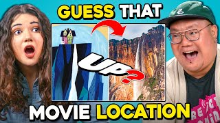 Can YOU Guess The Movie Location In Real Life!? | Guess That Movie Location #2