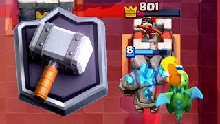 Clash Royale - MASTER II! 16 Straight Wins