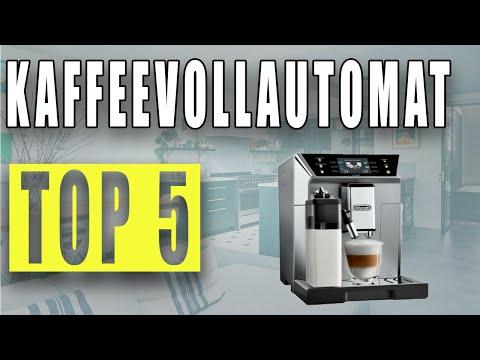 TOP 5: Bester KAFFEEVOLLAUTOMAT 2020! Günstigen und Besten KAFFEEVOLLAUTOMAT kaufen!