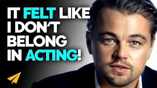 My FIRST MEMORY in LIFE is WANTING to BE an ACTOR! | Leonardo DiCaprio | Top 10 Rules