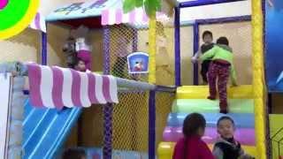 preview picture of video 'Детский Парк Балакай www.karakol.com.kg'