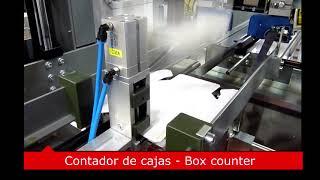Boix Maquinaria - MCT-1/VE: Máquina formadora de bandejitas
