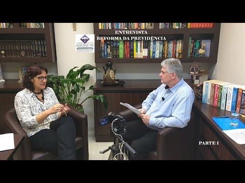ASSOJAF ENTREVISTA: REFORMA PREVIDENCIÁRIA - Parte 1