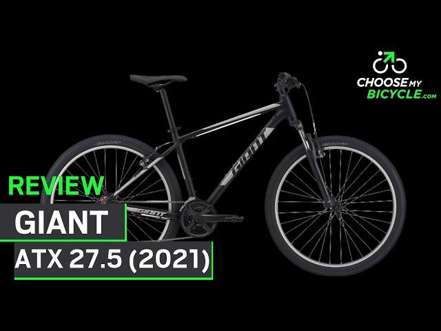 Видео Велосипед Giant ATX Black