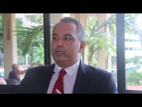 Dr. Alfredo Castillero Hoyos, Defensor del Pueblo en Foro ODENA 2016