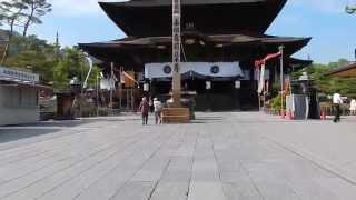 長野県・観光地|国宝善光寺ご開帳に行ってきました