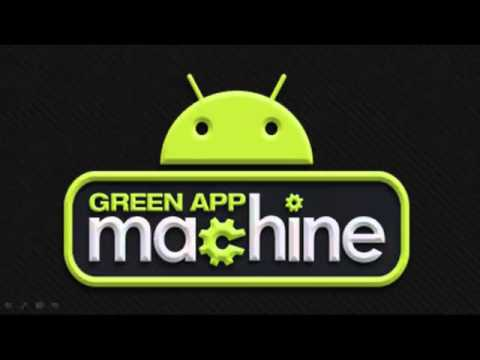 Video of Green Apps Machine