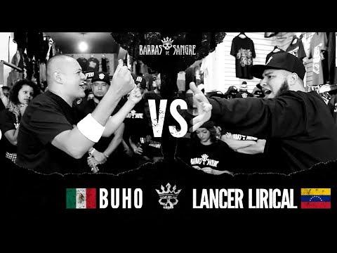 BDS: Buho ( AlfaOmega ) 🇲🇽 vs Lancer Lirical 🇻🇪  [ Batallas Escritas ]