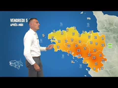 Illustration de l'actualité La météo de votre vendredi 5 juin 2020
