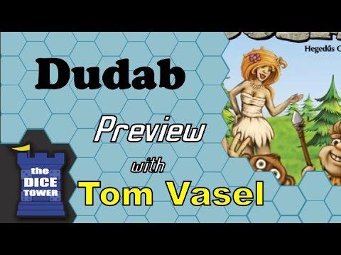 Dice Tower Reviews: Dudab