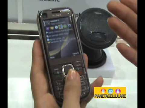 Video Nokia 6720 Classic