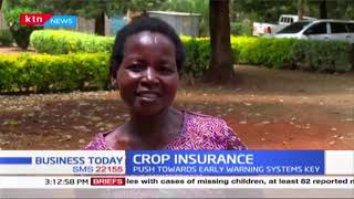 Crop Insurance: Farmers receive Ksh. 9.7 Million pay out  to cushion farmers from losses