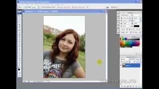 "Photoshop, Анимация за 3 минуты. Урок 3 ""Лиса Алиса"""