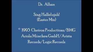 Dr. Alban   Sing Hallelujah! (Easter Mix   Piano)