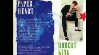 Robert King - paper heart (1982)