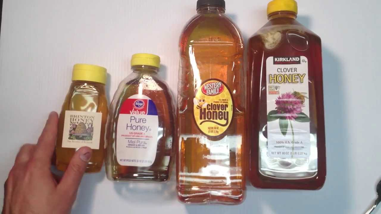 Honey, Raw or Commercial, which should you buy?